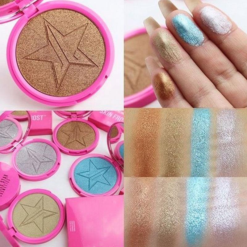 Details about 5 Color Face Powder Contour kit Make up