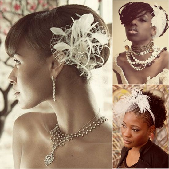 37 Wedding Hairstyles For Black Women To Drool Over 2017: 6 Fabulous Black Women Wedding Hairstyles In Fall 2013