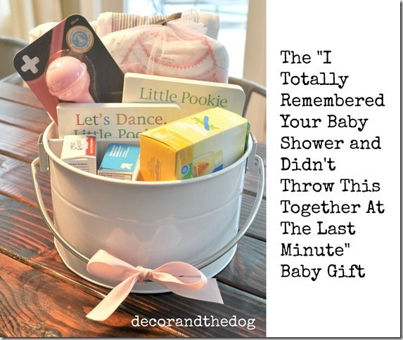 Baby Shower Favors Last Minute ~ Last minute baby shower gifts sorepointrecords