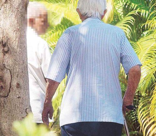 Desgarrador: En alza casos de abandono de ancianos | Solos y...