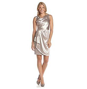 Anne Klein® Liquid Shimmer Dress