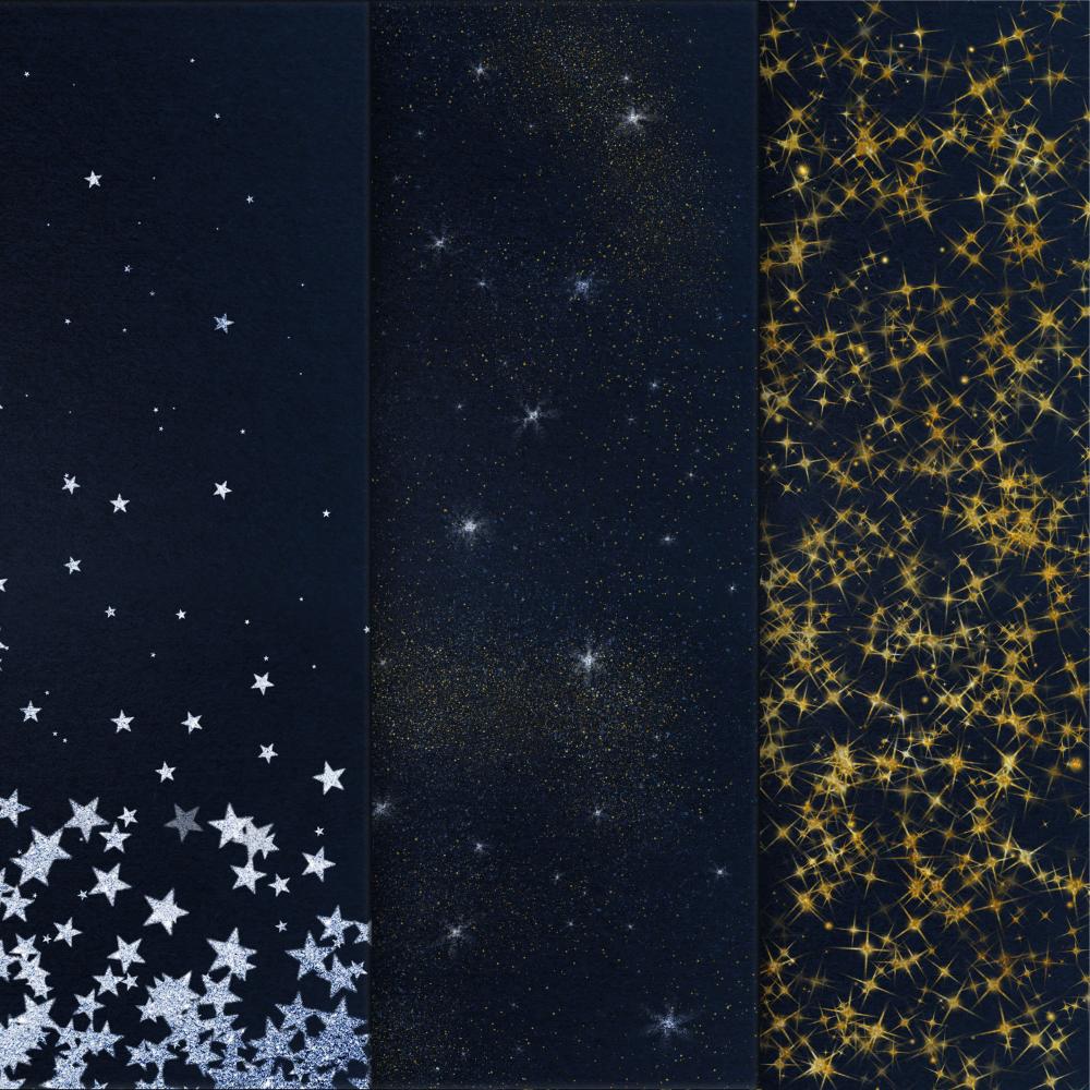 Starry Night Digital Papers Filtergrade Starry Night Background Digital Paper Starry Night