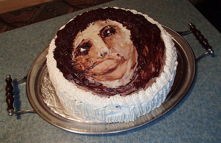 Ecce Homo Cake