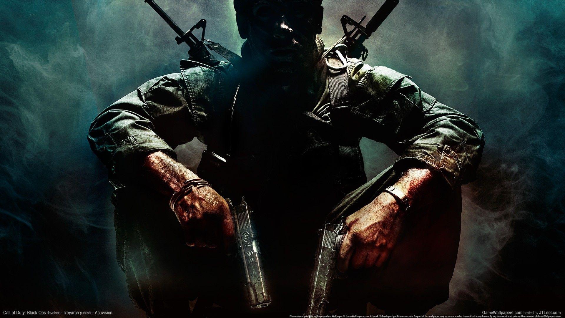 Black Ops Call Of Duty Black Ops Wallpaper Black Ops