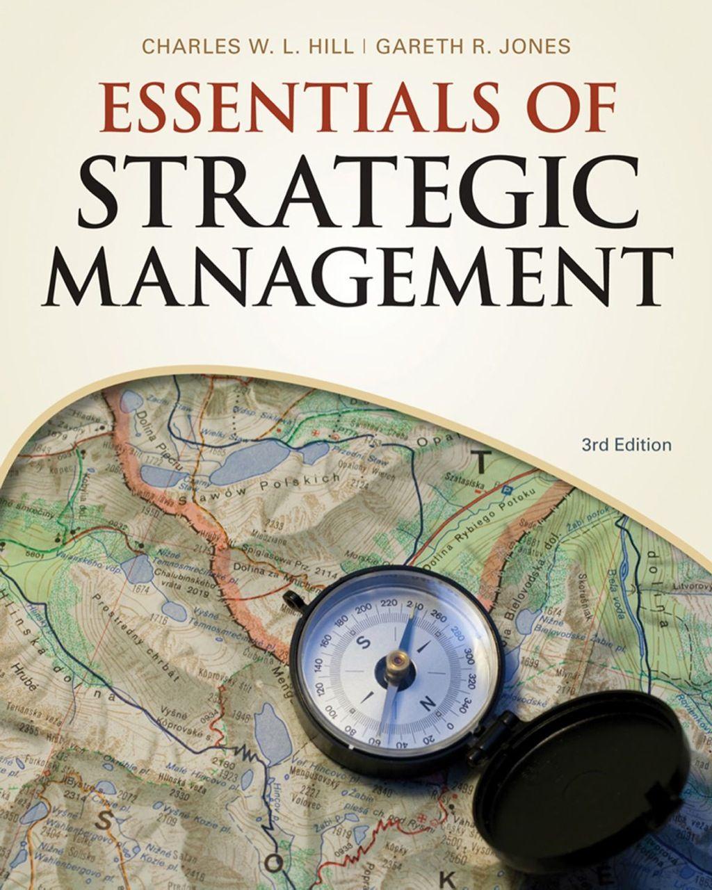 Essentials of Strategic Management (eBook Rental