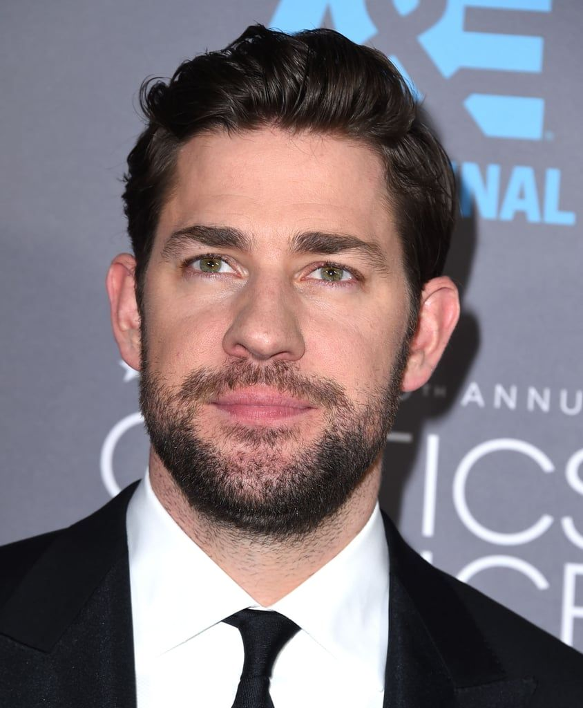 John Krasinski Might Be Our Ideal Man Don T Tell Emily Blunt John Krasinski John Krasinksi Celebrities Male