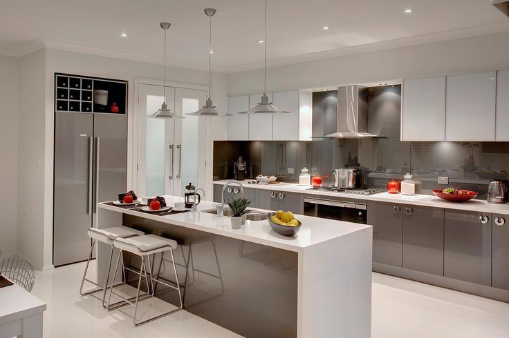 Kitchen colour schemes google search ideas for the for Contemporary kitchen colours