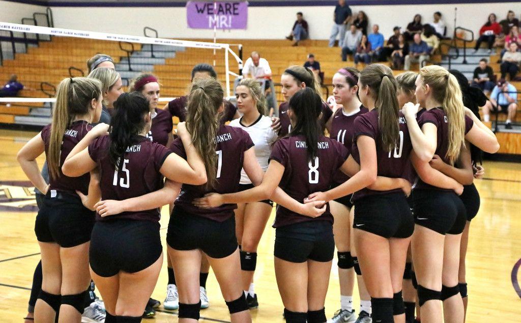 Cr Volleyball Vs Morton Ranch Cinco Ranch Cougars Cinco Ranch High School Cinco Ranch High School School