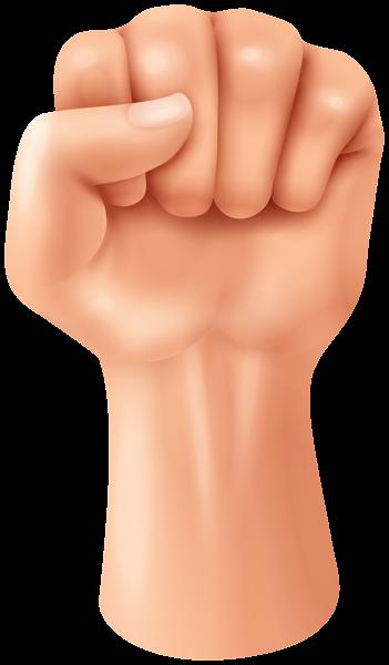 Hand Fist Transparent Image