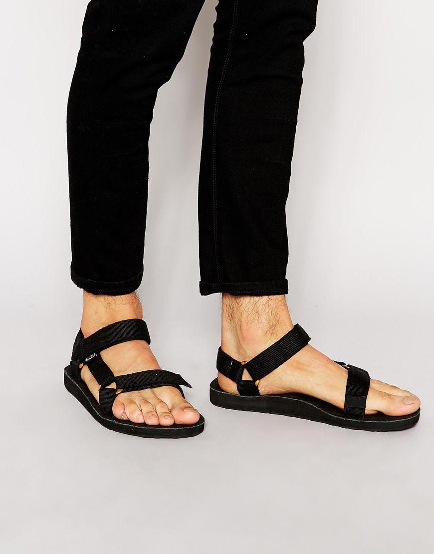 5902199b128 Image 1 of Teva Original Universal Lux Sandals