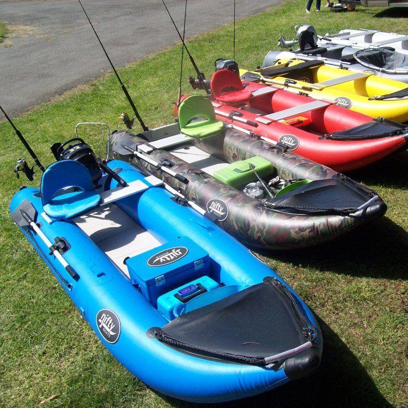 Nifty Boat Inflatable Fishing Kayak Https Www Freaksports Com Au Product Nifty Boats Inflatable F Inflatable Fishing Kayak Kayak Fishing Best Fishing Kayak