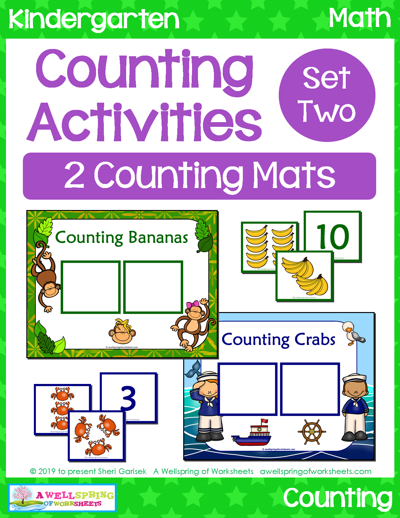 Counting Activities