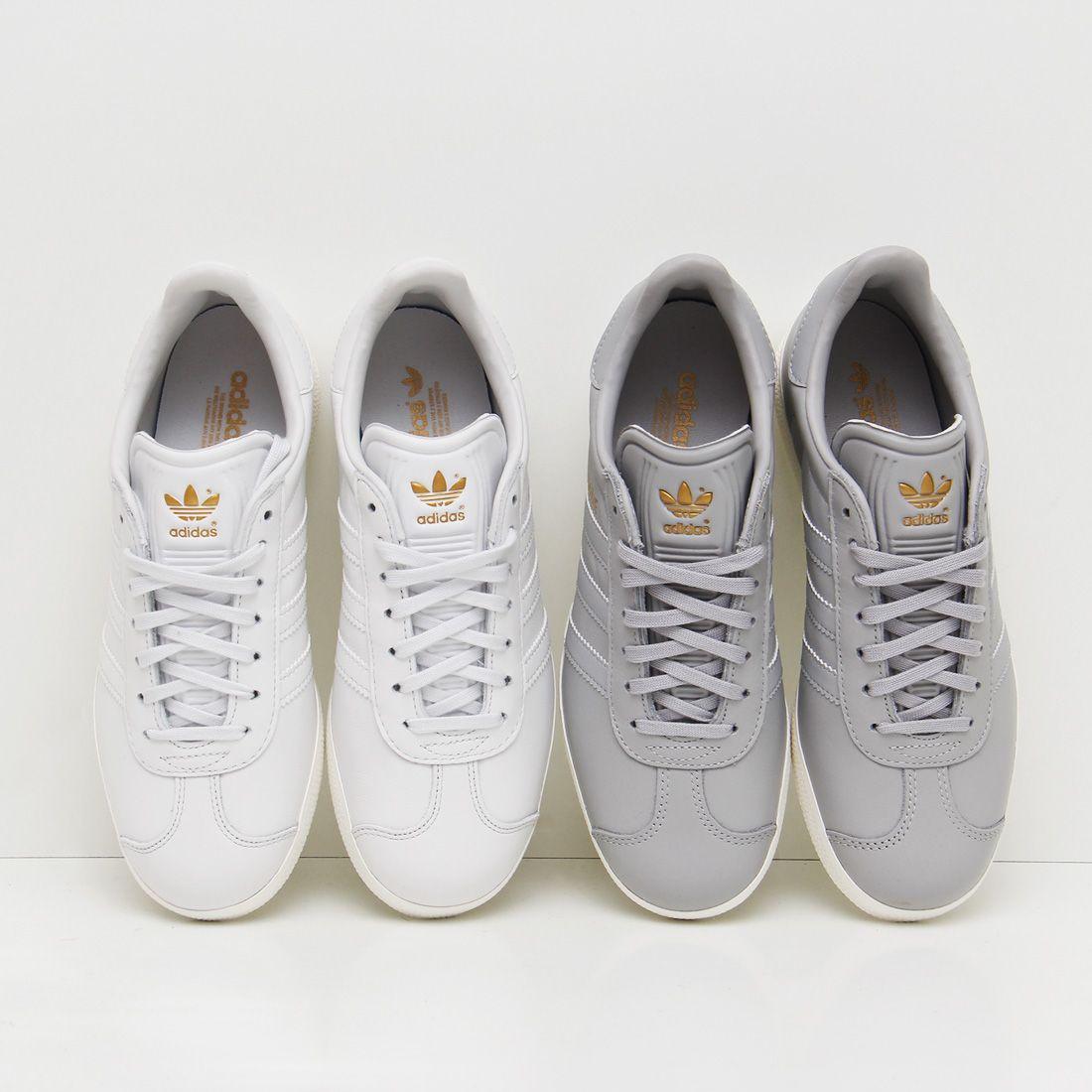 Teleférico ballet voltereta  Más colores de las emblemáticas zapatillas GAZELLE ¿blanco o gris? #woman # zacaris #newcollection #aw17 #shoponline   Zapatos de moda, Zapatos,  Zapatillas