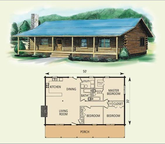 Pin On Small Houses Layout