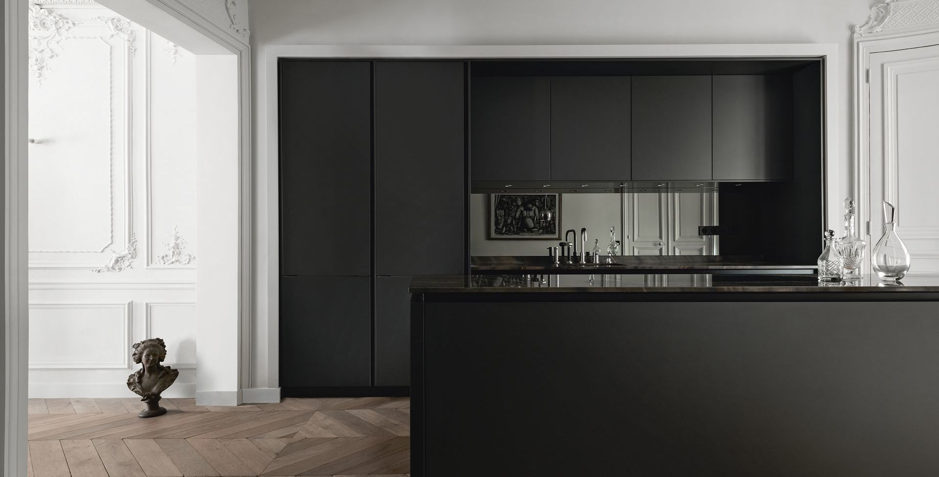 Best Siematic Pure S2 In Graphite Grey Matte Lacquer With 400 x 300