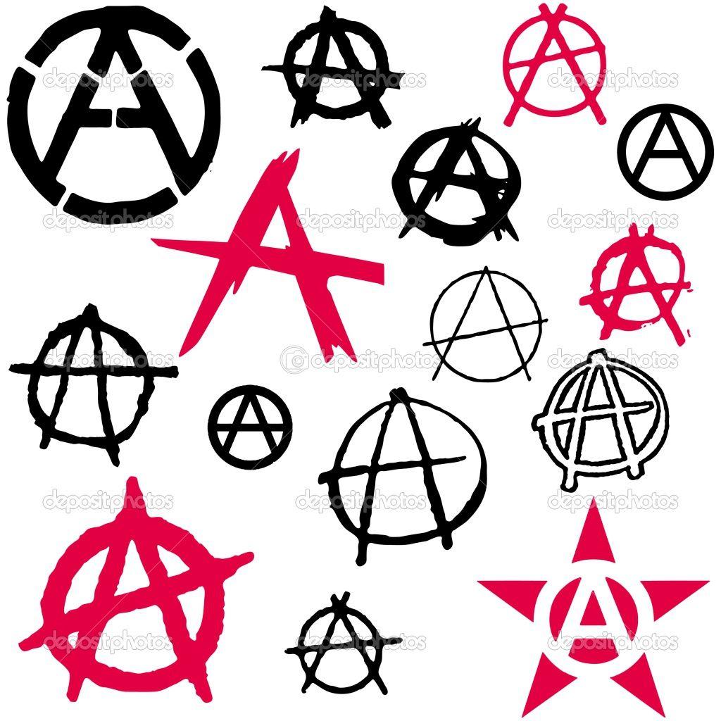 Depositphotos3273751 anarchy symbol icon vector illustrationg stock vector set of anarchy symbol icon vector illustration buycottarizona