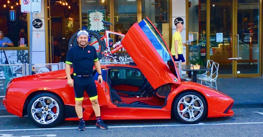 Lamborghini Murcielago Bike Rack The Seasucker Mini Bomber