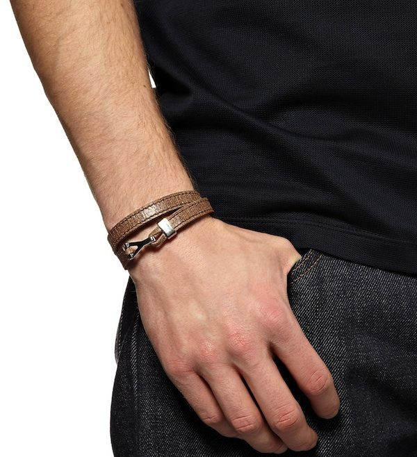 Ysl Y Bracelet Well Dressed Men Envy Yves Saint Lau