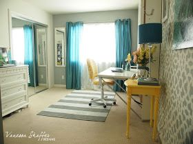 Vanessa Shaffer Designs: Small Space Solution: The Murphy Bed/Desk