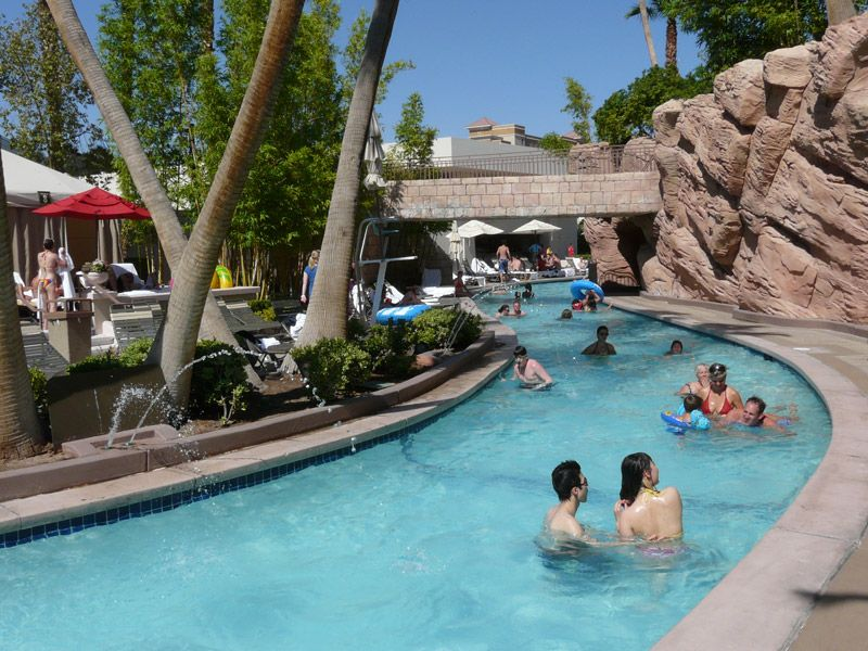 Mgm Grand Lazy River Love It Spend Summer Days There