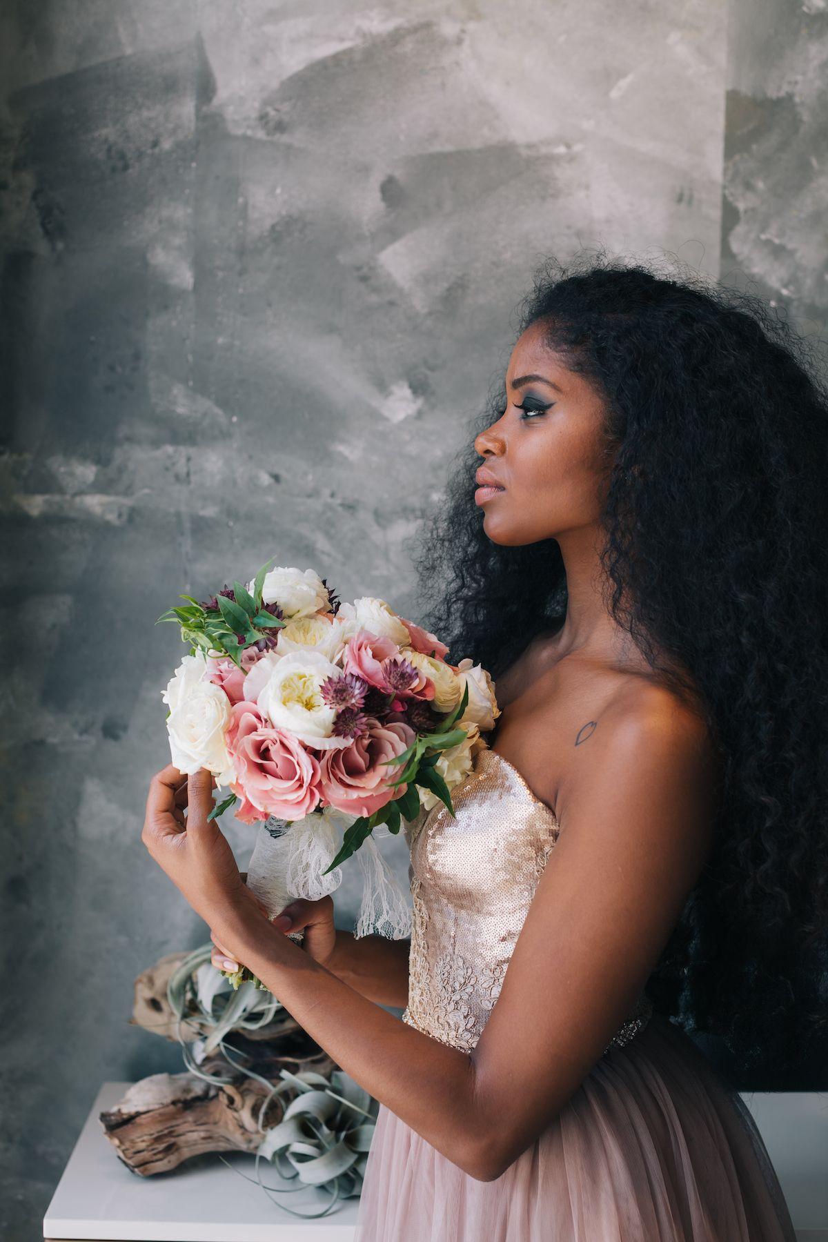 Styled Misty Copeland Wedding Inspiration 107