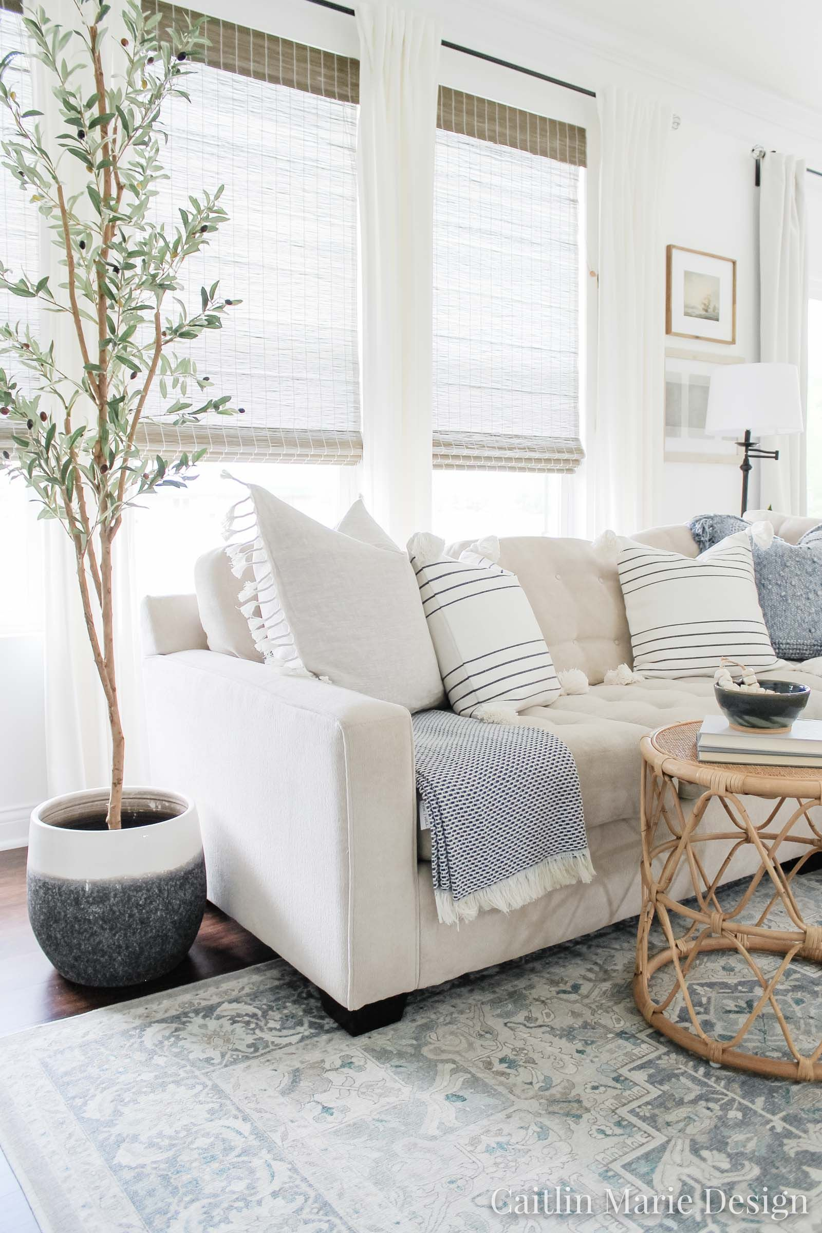 Photo of Coastal Home Decor Refresh with Serena & Lily – Caitlin Marie Design