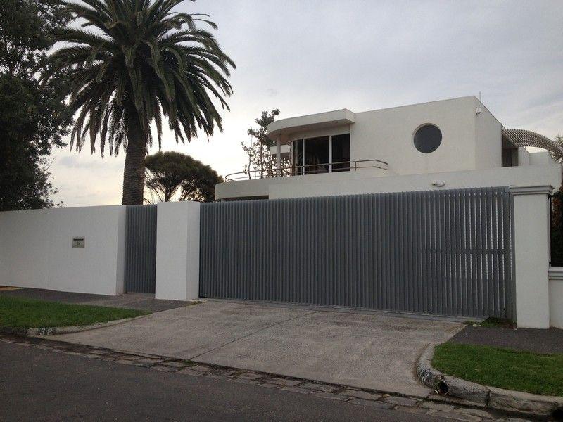 aluminium sliding gate brighton pinteres. Black Bedroom Furniture Sets. Home Design Ideas