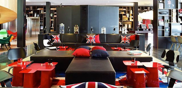 citizenM London Bankside \u2014 London Boutique Hotels Tablet Hotels - design hotel citizenm london