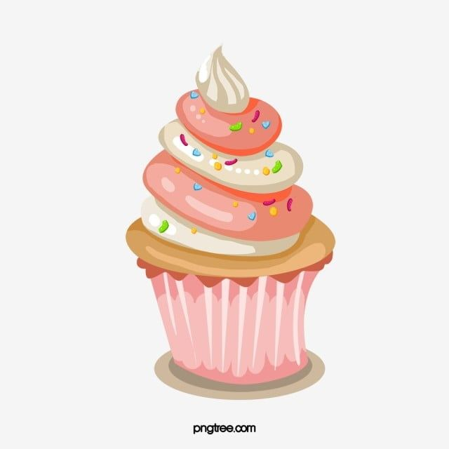 Free Cupcake Clip Art Delightful Distractions Clip Art Free Clip Art Birthday Clips