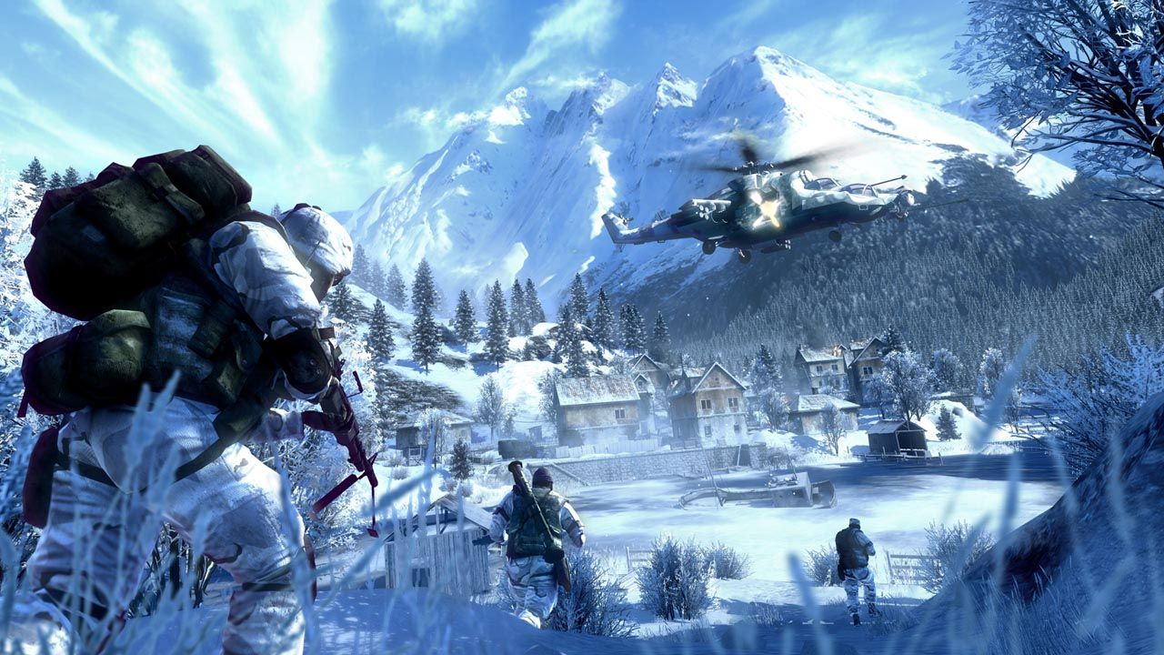 торрент battlefield bad company 2
