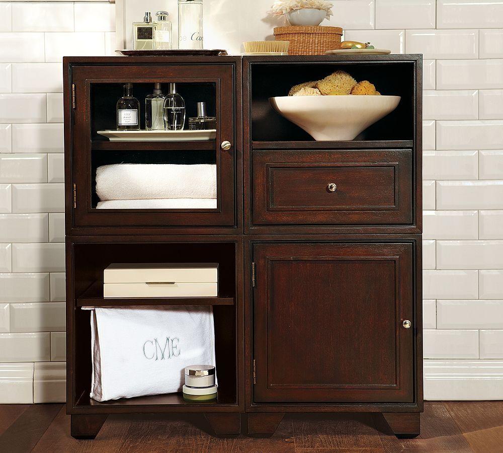 bathroom floor cabinets | Knick Knacks | Pinterest | Bathroom floor ...
