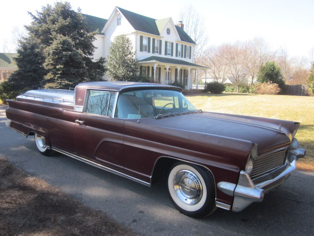 1959 lincoln continental flower car maintenance restoration of old vintage vehicles the material