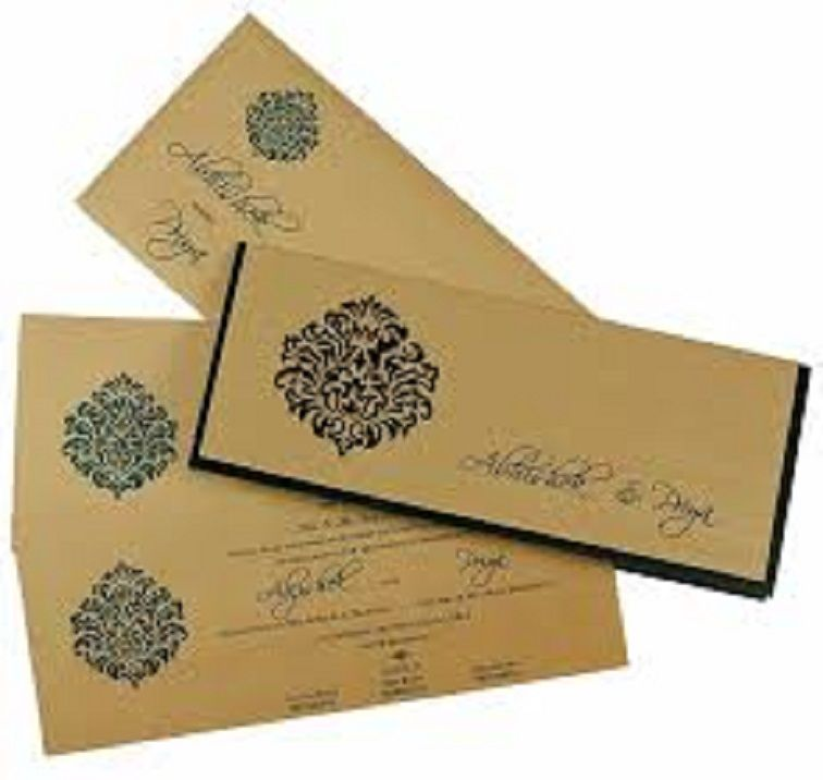 Indian Wedding Invitation Cover Design Indian Wedding Invitations Wedding Invitations Invitations