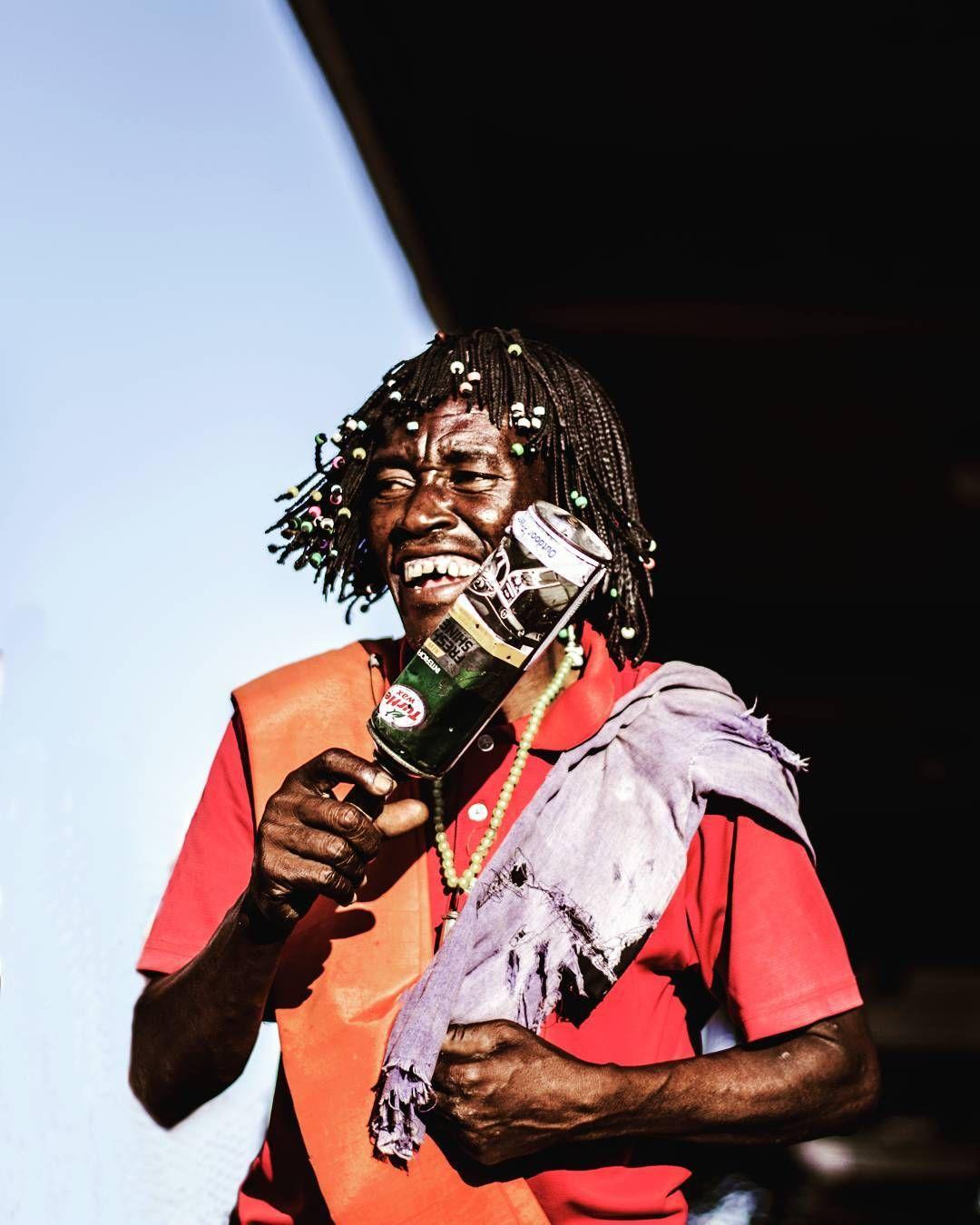 A Giriama Dancer On His Entertainment Hustle On The