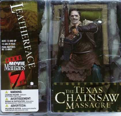 Funko Savage World Action Figure LEATHERFACE Horror Series Texas Chainsaw M