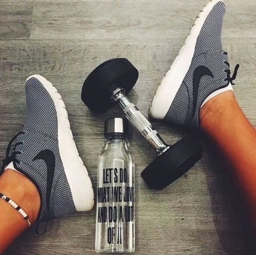 Fitness, nike, and motivation