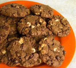 Serious Chocolate Chip Cookies  the ultimate vegetarian or vegan chocolate chip cookie recipe!