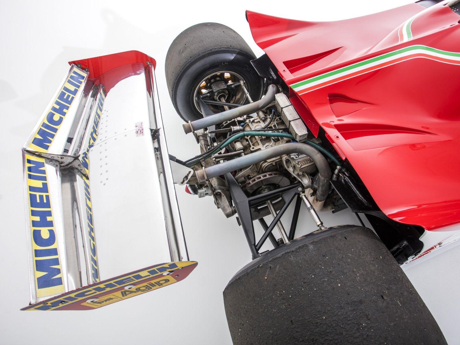 1980 Ferrari 312 Boxer F1 - 312 T5 | Classic Driver Market | F.1 ...
