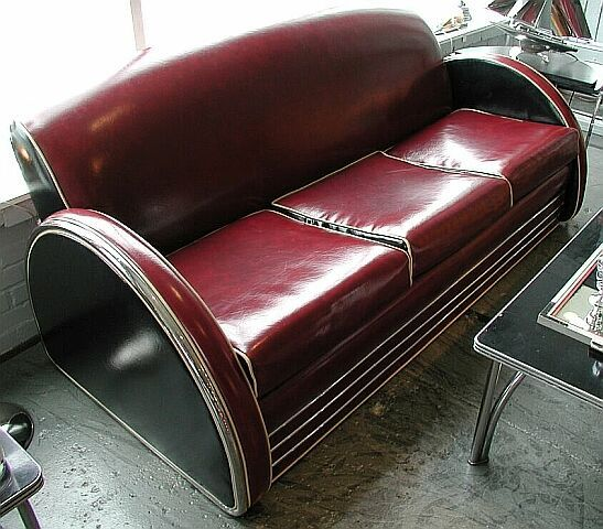 Radio City One Of The Most Unusual And Striking Art Deco Seating