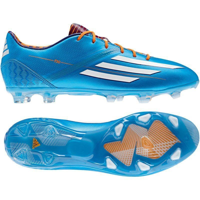 Adidas F30 TRX FG Samba Pack 2014 World Cup Soccer Cleats Messi Blue Size  12.