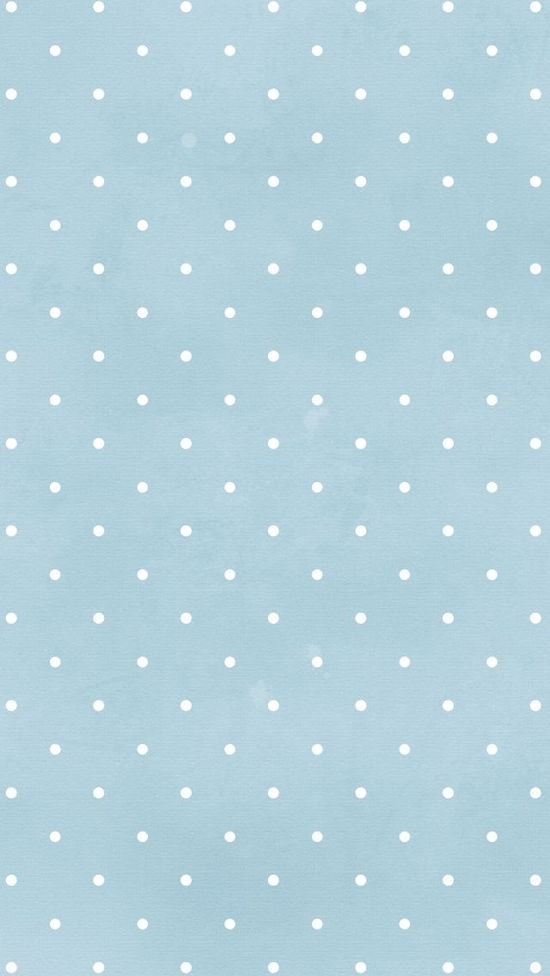 Blue Polka Iphone 5 Polka Dots Wallpaper Dots Wallpaper Plain Wallpaper