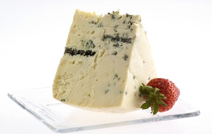 Ba Ba Blue - A native Wisconsin sheep milk bleu cheese, aged more than four months for an intense, pleasing bleu flavor.  Our Ba Ba Blue is a masterpiece you will not soon forget! Made in 6# wheels, this cheese took 2nd Place at the 2008 American Cheese Society Competition.
