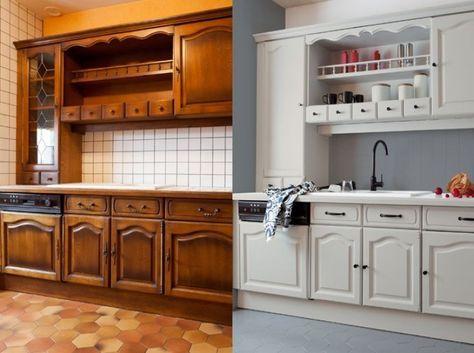 Avant - Après : 58 rénovations d'anciens meubles pour un nouveau look - Page 4 sur 8 #homestagingavantapres