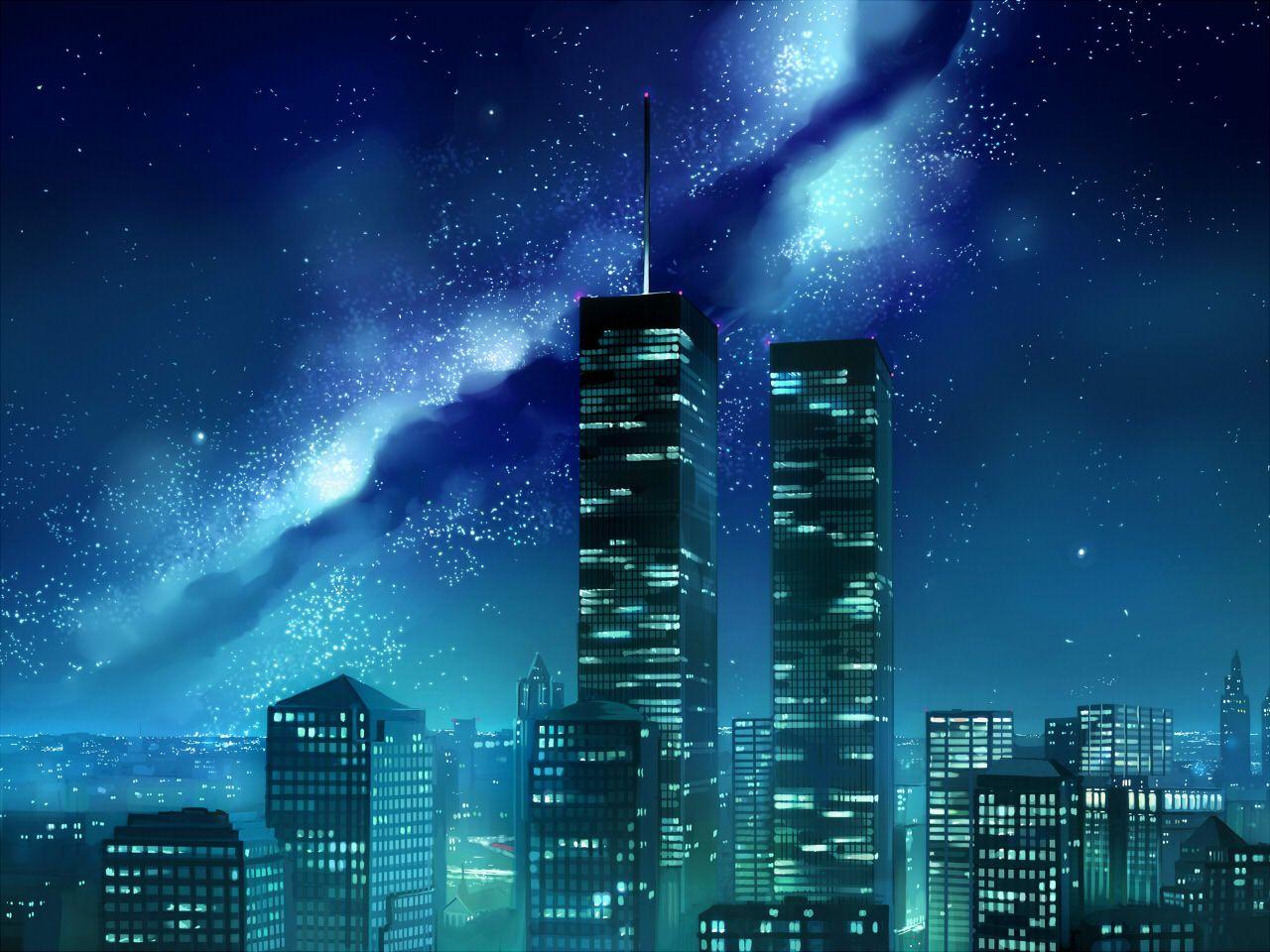 On Any Night Under An Infinite Sky Seo Tatsuya Phong Cảnh