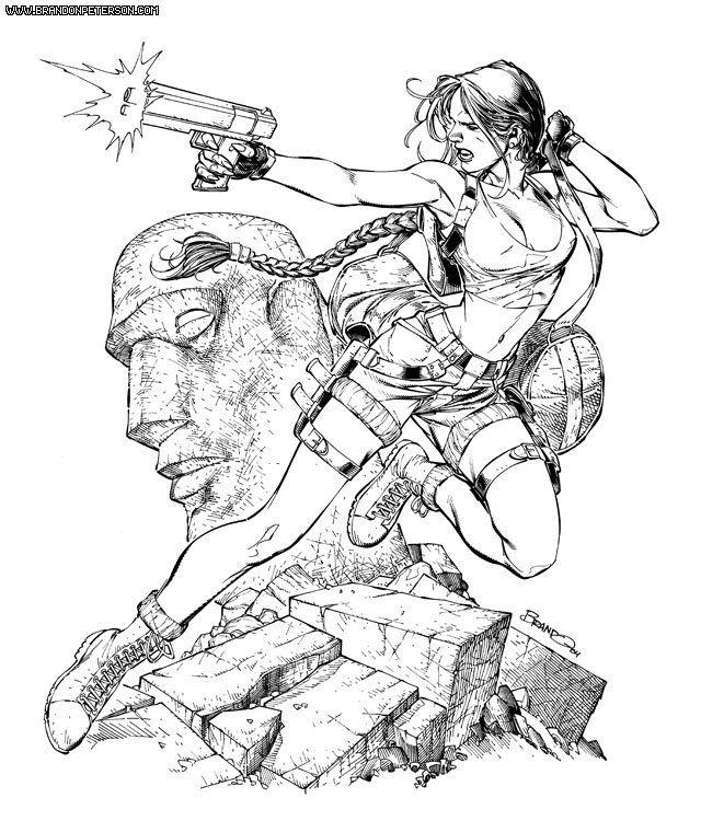 2004 Tomb Raider by BrandonPeterson.deviantart.com on