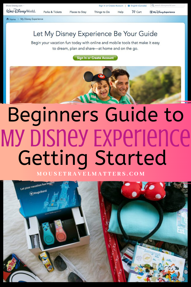 The Beginner's Guide To Getting Started On My Disney