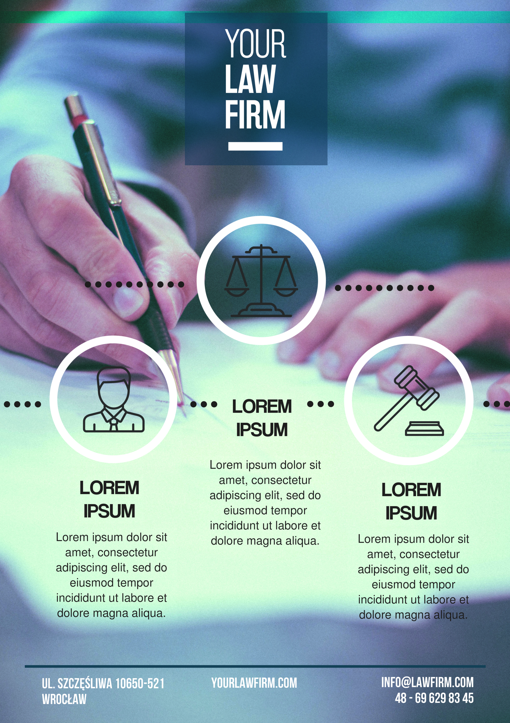 Legal A Promotional Flyer HttpPremadevideosComAFlyer