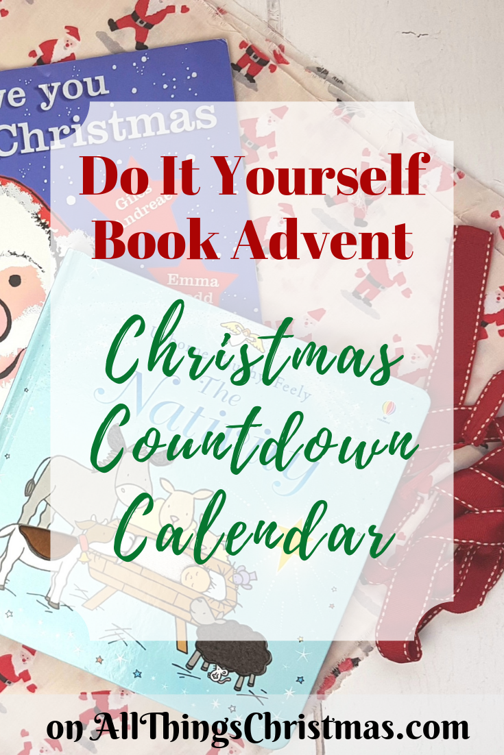 12 Days Of Christmas Cost 2019 DIY Book Advent, or 12 Days of Christmas gifts   the easiest and