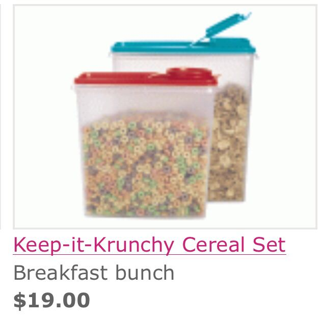 Cereal containers   http://my2.tupperware.com/tup-html/A/achiles3602-welcome.html