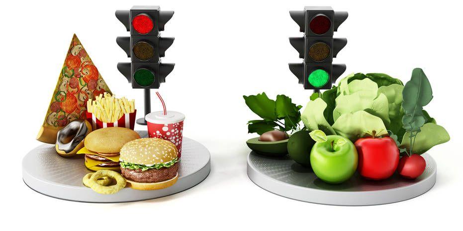jelzőlámpa diéta